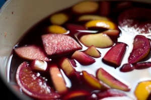 Abuelo Martin's Famous Sangria Recipe.